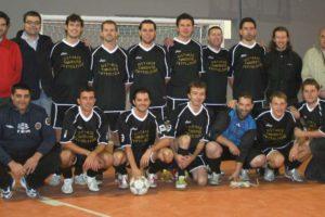 Calcio a 5: Bar Il Bagatto Modus C5 – Taboga C5    4 – 4