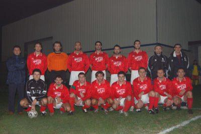 TRONCOS – CDU CALCIO 4 – 4