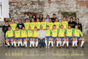 Le partite raccontate dai protagonisti: Am. San Lorenzo – Sedilis