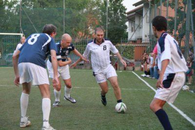 Troncos e Gold Feet Aquileia, che duello!
