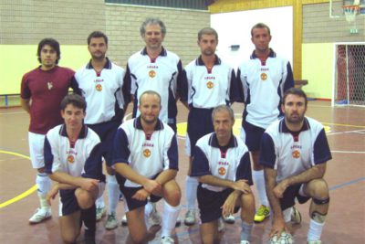 Bar Erica – Felettis United c5 2 – 4