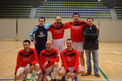 Coppa Amatori c5: Prima finale per lo Sbregabalon