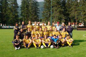 La Coppa Amatori inizia nel segno della sportività