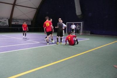 Quadrifoglio Futsal, una ripresa da applausi