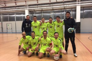 Campionato amatori c5: Real Pittibull travolgenti!