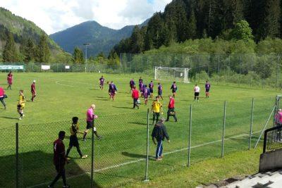Calcioxenìa, giocato il secondo torneo
