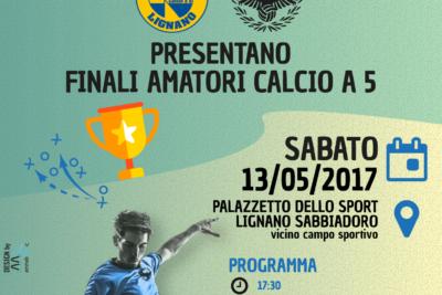 Friuli Collinare e Campionato amatori c5: i premiati