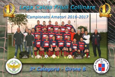 San Vito al Torre, stagione da record!