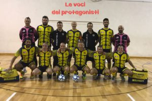 Le voci dei protagonisti: New Team Lignano vs Highlander Torriana