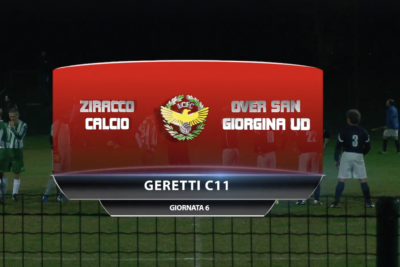 Video: Ziracco Calcio – Over San Giorgina