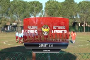 VIDEO: Folgore Over 40 – Bottosso & Frighetto