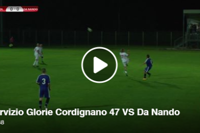Video: Glorie Cordignano 47 – Da Nando