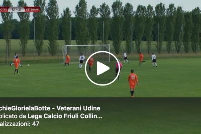 Video: VecchieGlorielaBotte – Veterani Udine
