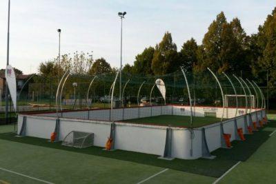 """Nuovo campionato – 3 vs 3 """"sfida nella gabbia"""""""
