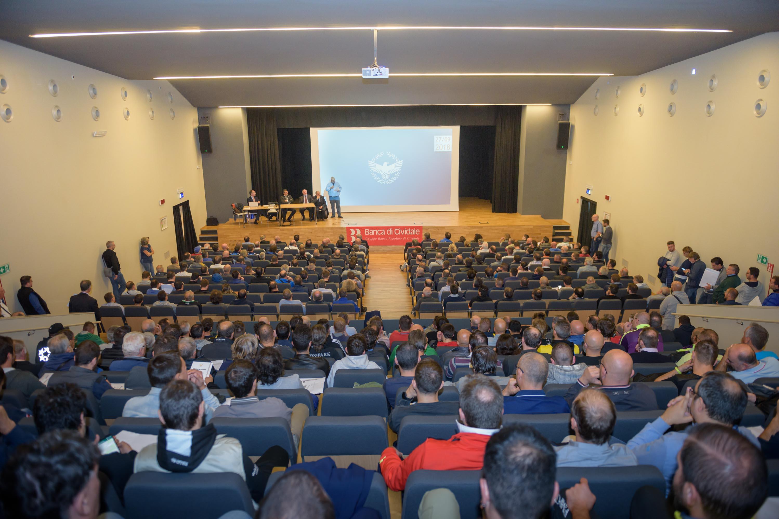 Assemblee, riunioni, questionari e Coppa Amatori