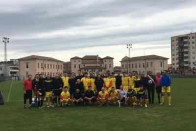 FC11: Adorgnano in palla, al Chiarisacco il derby