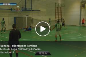 Video: C5 Muzzana – Highlander Torriana
