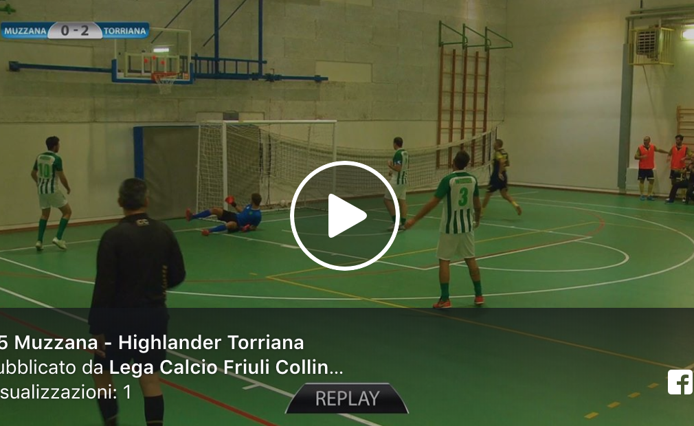 Video: C5 Muzzana - Highlander Torriana