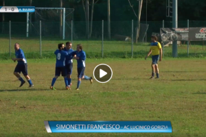 Video: AC Lucinico Gorizia – AC Atletico Bulbao
