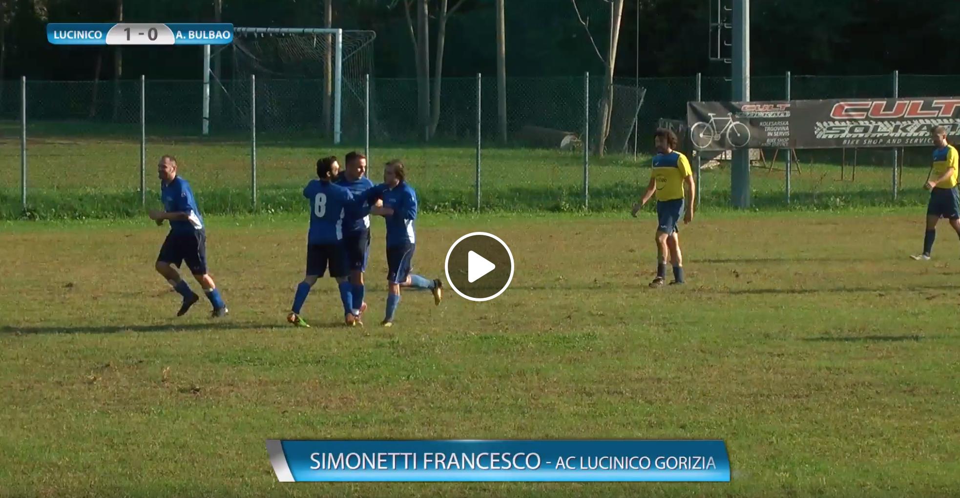 Video: AC Lucinico Gorizia - AC Atletico Bulbao
