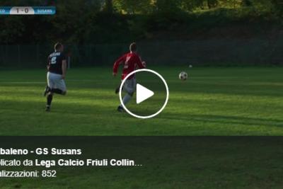 Video: Arcobaleno – GS Susans