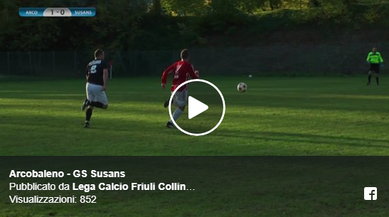 Video: Arcobaleno - GS Susans