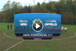 Video: Calcio Giais – VittorioCappella