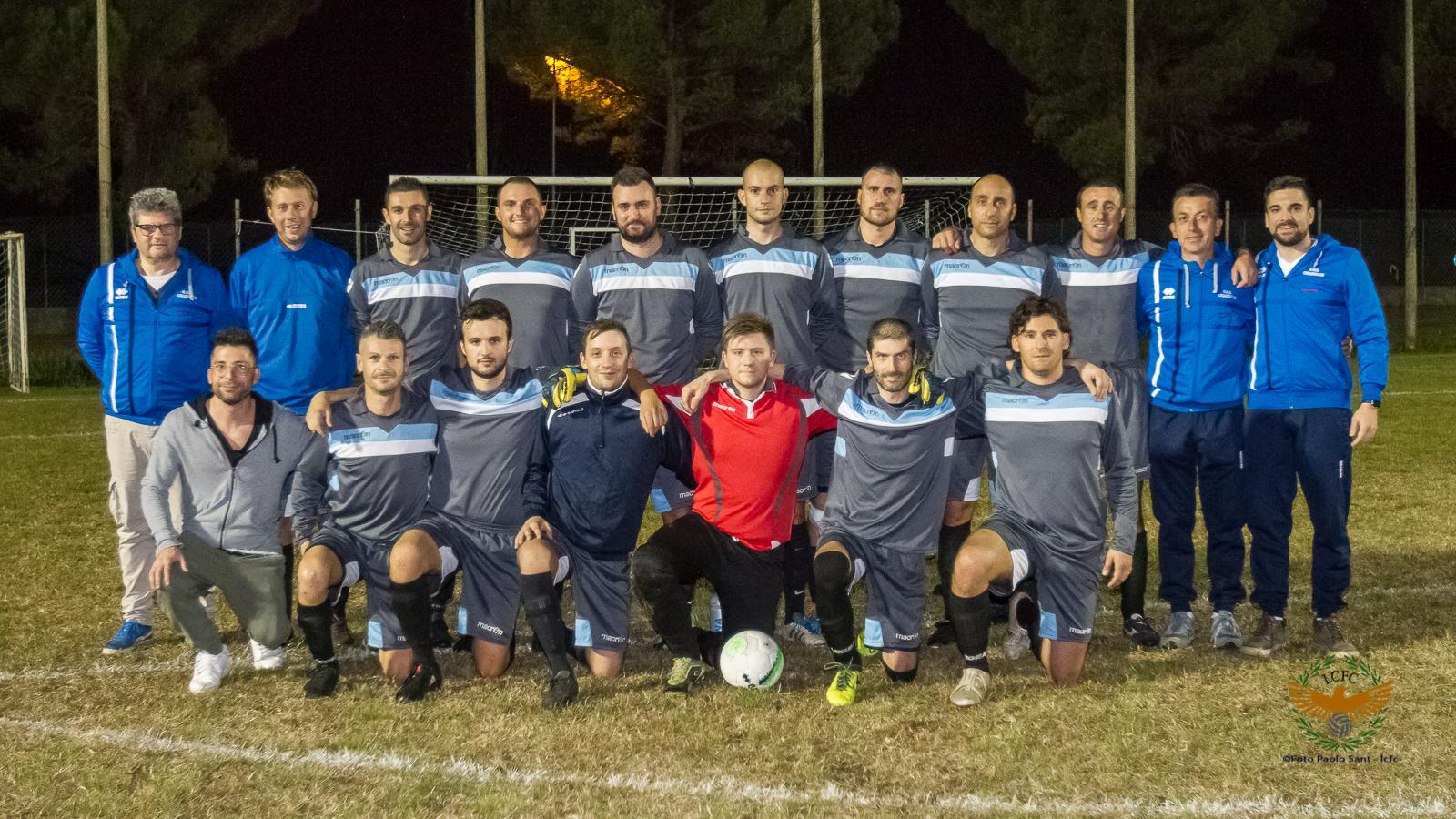 FC11: L.Filippo inarrestabile, ribaltone in 2A
