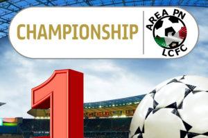 AreaPn, Championship 1: Sedrano frena, Valcolvera accorcia