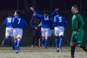 FC11: Caruzzi-Peressutti e i Gunners volano, speranza Warriors