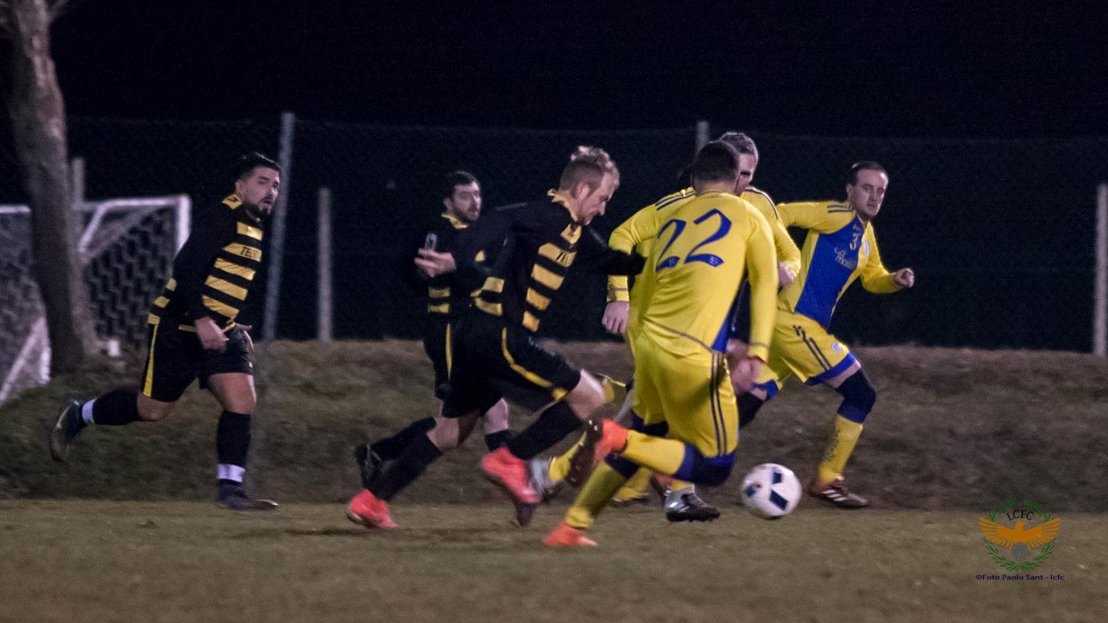 FC11: Arrivano i primi verdetti, alle Aquile il derby