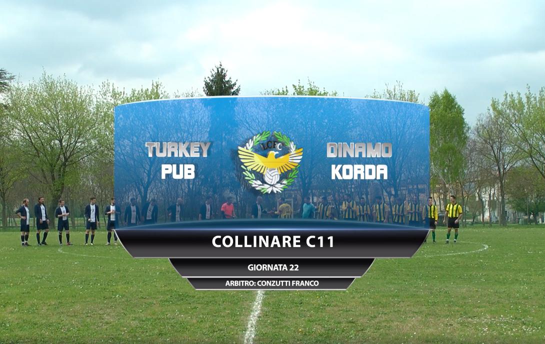 Video: Turkey Pub - Dinamo Korda