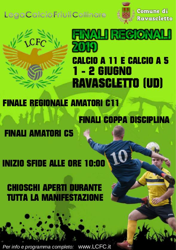 Calcio Giais e Passons c5 i primi campioni regionali