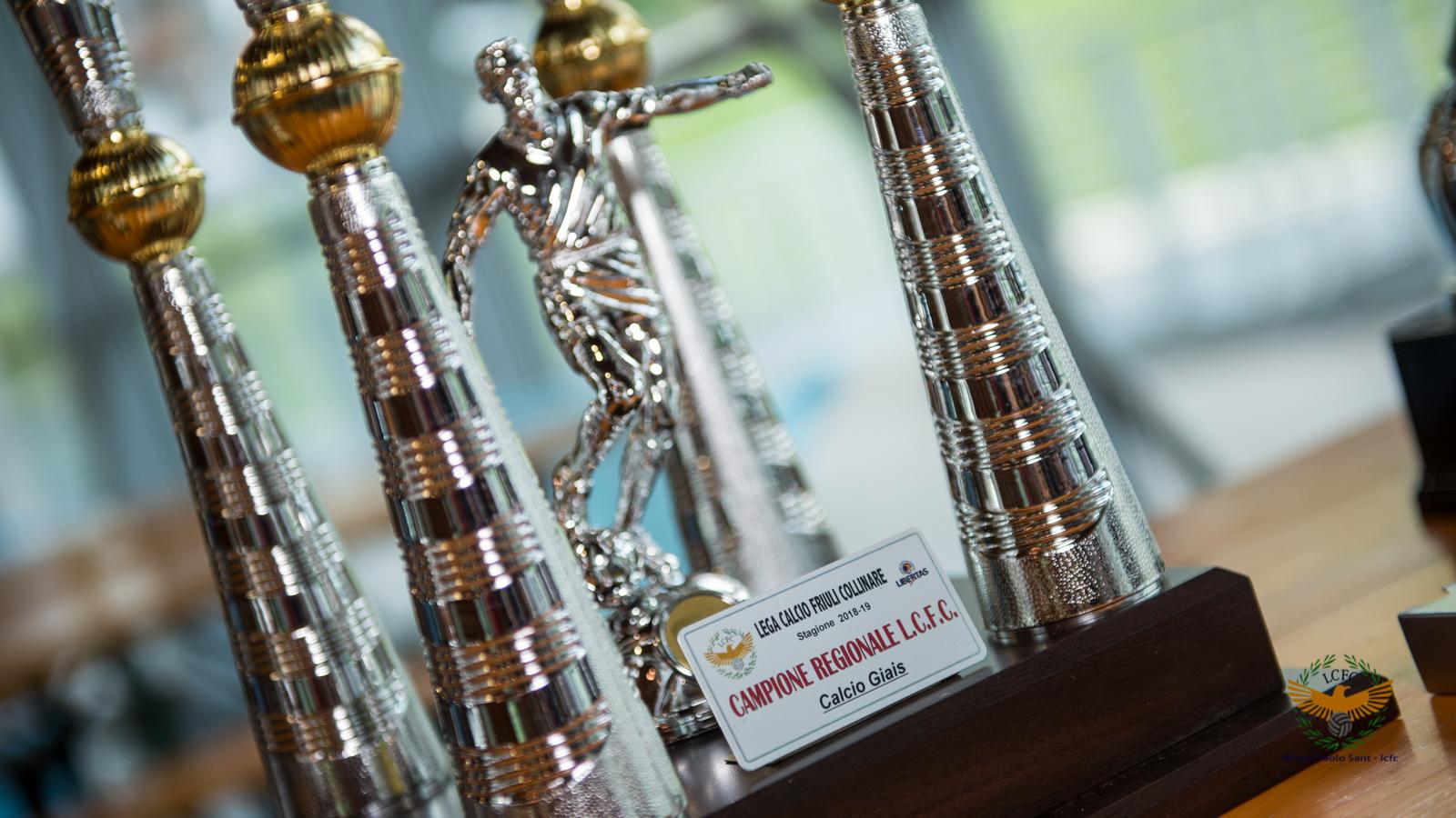 Cena delle premiazioni: 5 luglio 2019 ristorante Belvedere a Tricesimo