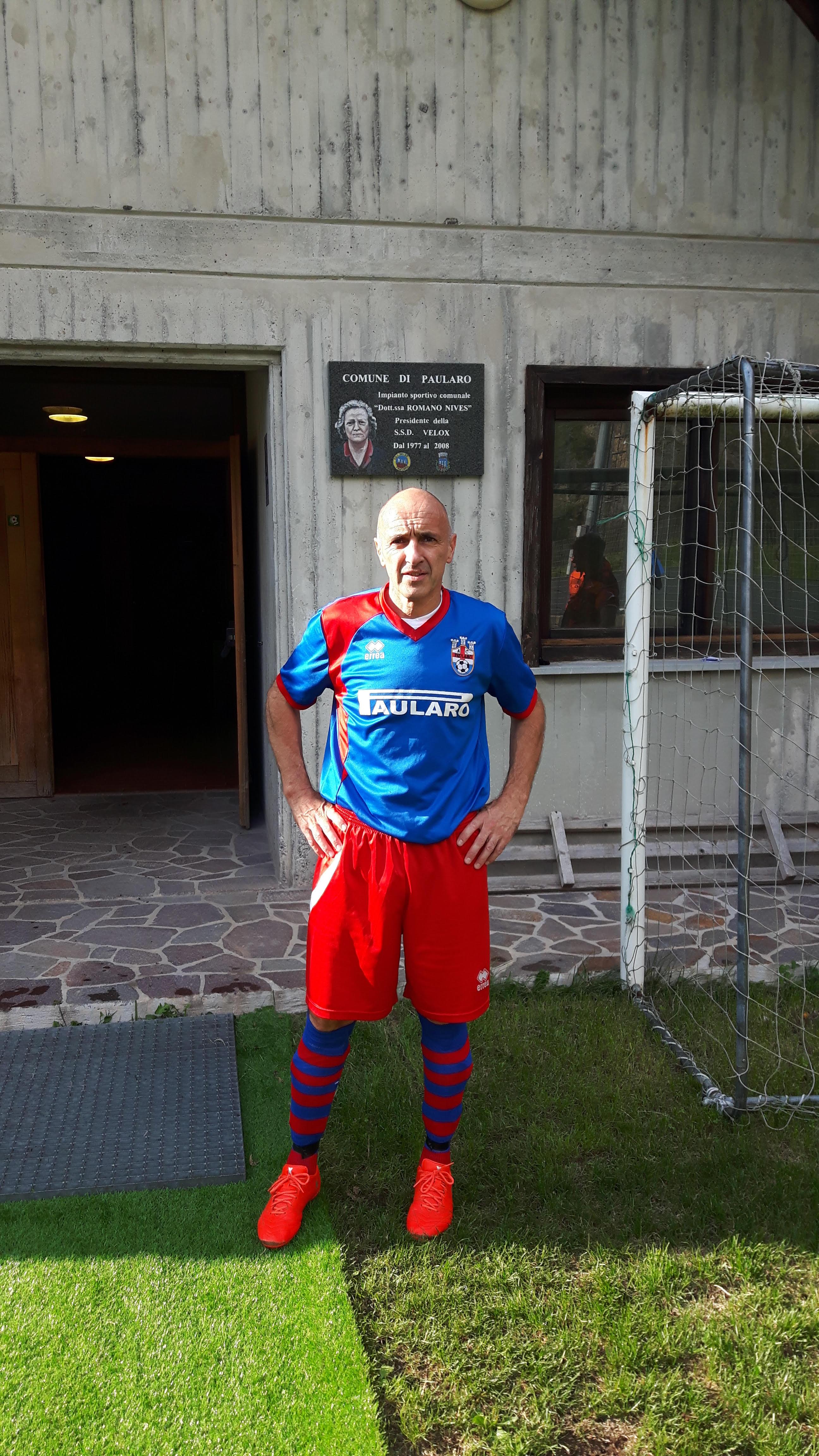 Trofeo Fair Play a Daniele Di Gleria