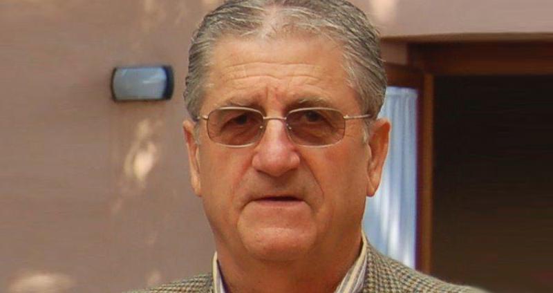 Renato Damiani, nozze d'argento col carnico amatori