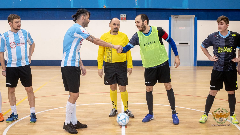 Galleria: Pol.Lizzi Futsal – ASD Adorgnano C5