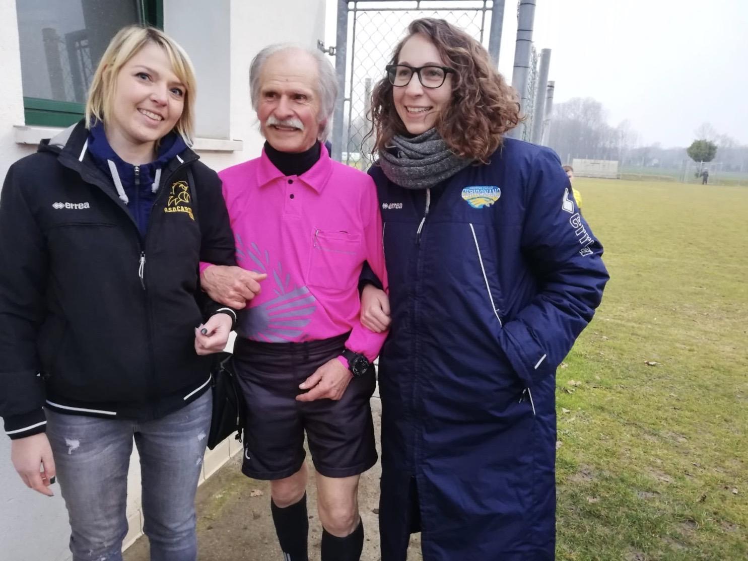 FC11: Bertarelli primo gol stagionale, derby rosa a Castions